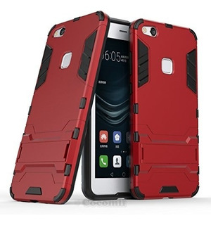 Huawei P10 Lite Funda Cocomii Iron Man Armor Nuevo Heavy Dut