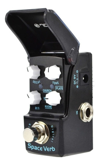 Pedal Joyo Jf-317 Space Verb Reverb Preserva Timbre Guitarra