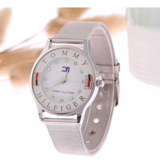 Relógio Prata Frete Grátis