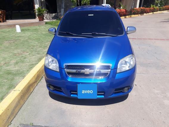 Chevrolet Aveo Sedan Lt