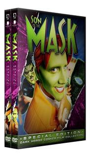 La Mascara Coleccion En Dvd Latino/ingles Subt Español