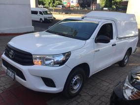 Toyota Hilux 2p Cabina Sencilla L4/2.7 Man