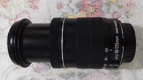 Lente Canon 18-135mm Zoom