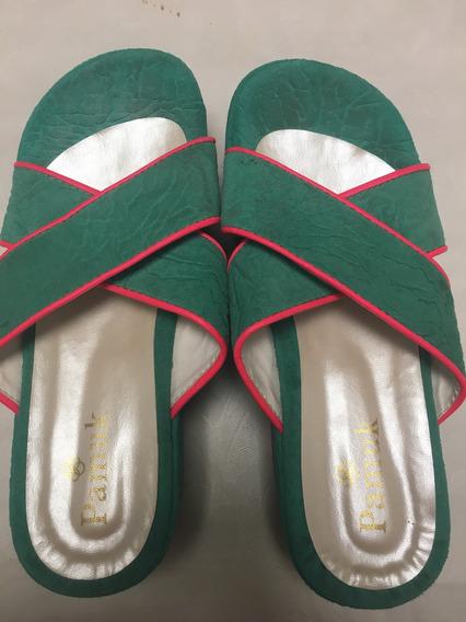 Sandalias De Mujer Pamuk