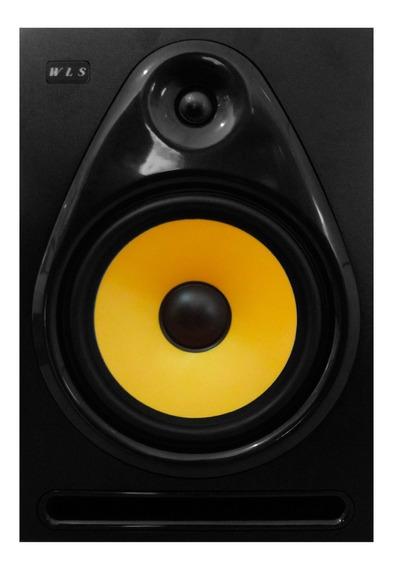 Monitor De Estudio Bi Amplificado Wls Mr6