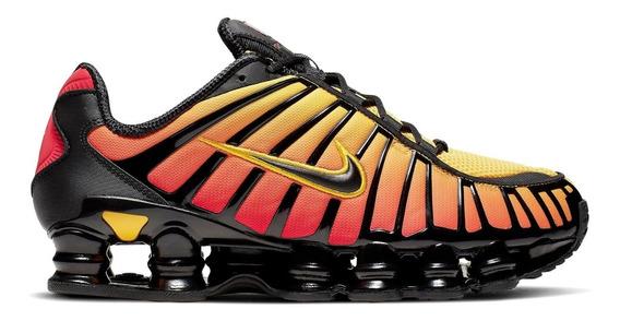 Tênis Nike Shox Tl 12 Molas Tigre