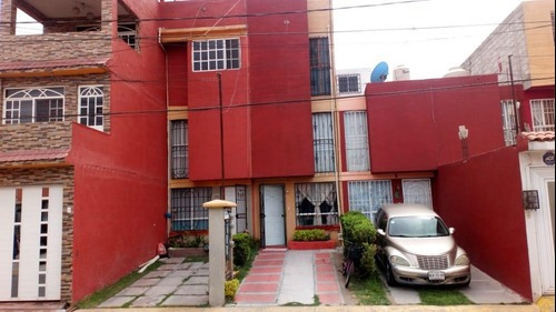 Casa En Venta Heroes Coacalco