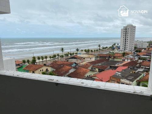 Apartamento Com 2 Dormitórios À Venda, 68 M² Por R$ 270.000,00 - Jardim Praia Grande - Mongaguá/sp - Ap9772