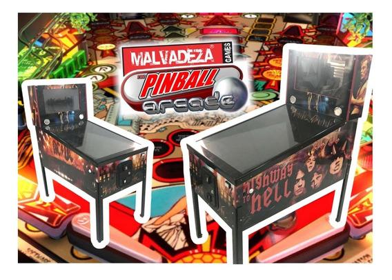 Pinball Digital Malvadeza Com Mais De 400 Mesas.