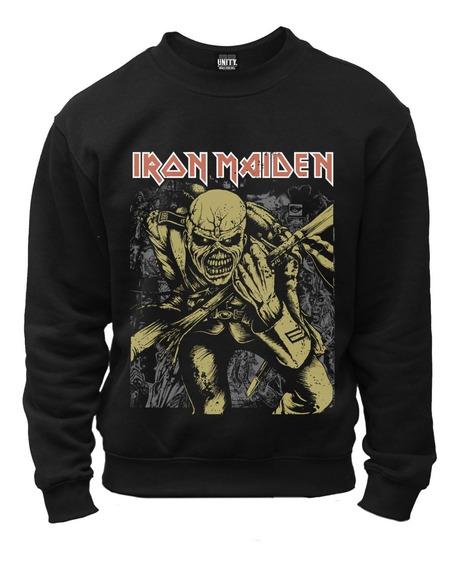 Buzo Iron Maiden Eddie