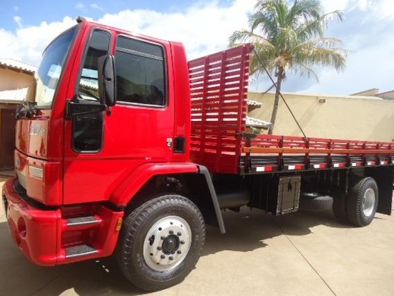Ford Cargo 1317-2011-toco-carroceria-100.000 Km-talismã Cam