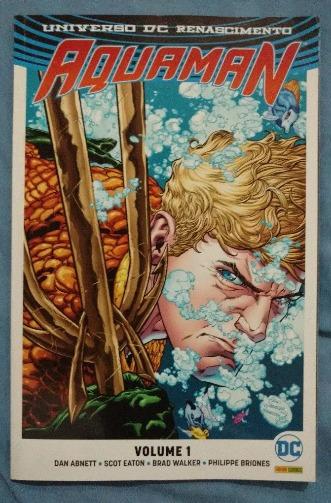 Aquaman - Universo Dc Renascimento