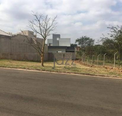 Terreno À Venda, 284 M² Por R$ 143.100,00 - Condomínio Real Park - Sumaré/sp - Te0963