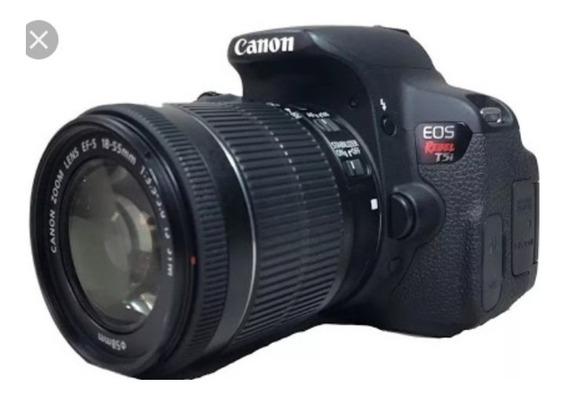 Câmera Canon T5i Novíssima