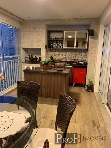 Imagem 1 de 15 de Apartamento Para Venda Em São Bernardo Do Campo, Centro, 3 Dormitórios, 3 Suítes, 4 Banheiros, 3 Vagas - Doml2155t_1-1693829