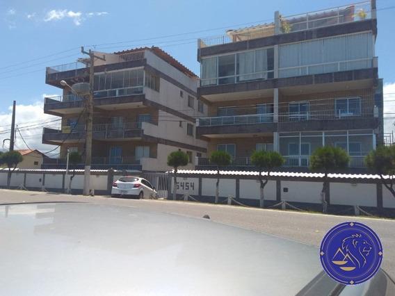 Cobertura Em Saquarema - Barra Nova - Praia Boqueirão - Ap00068 - 34988815
