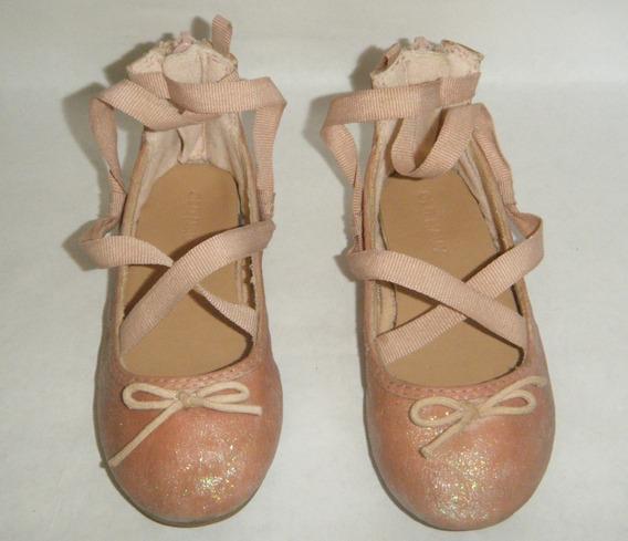 Zapatillas Bailarinas Niñas Old Navy T 25 Ballet Fancy Nancy