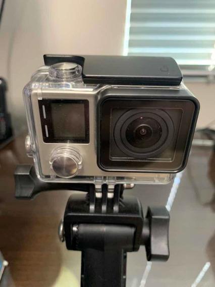 Câmera Gopro Hero4 Silver Zerada