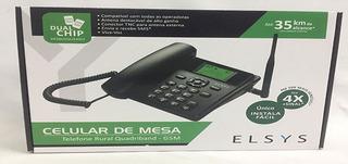 Telefone Rural Dual Chip
