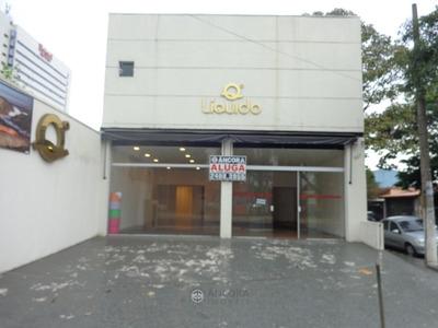 Salão Comercial 190m² Sta Francsica - 2620-2