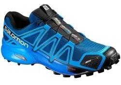 Tênis Speedcross 4 Salomon - Azul / Preto
