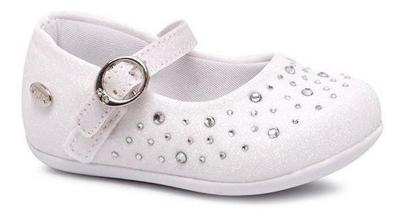 Sapatilha Infantil Klin 125098 Branco