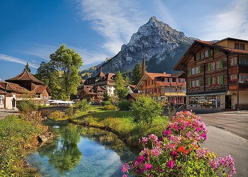 Rompecabezas Trefl X 2000 Piezas - Los Alpes En El Verano