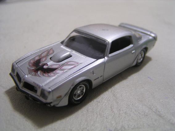 Autito A Escala 1/64 Pontiac Firebird Autoworld Precio Unita