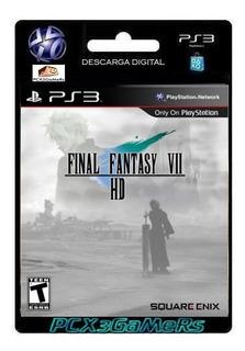 Ps3 Final Fantasy Vii Pcx3gamers