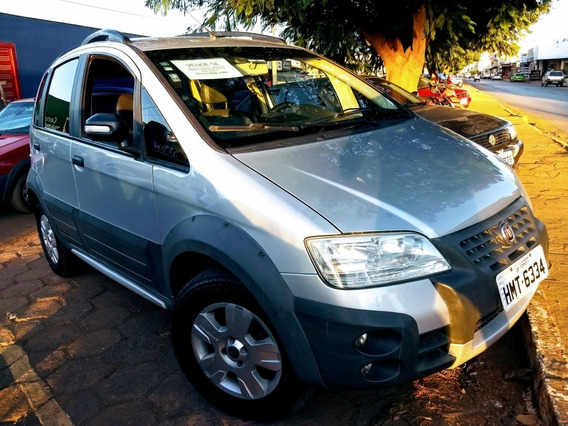 Fiat Idea 1.8 Adventure Locker Flex 5p 2010