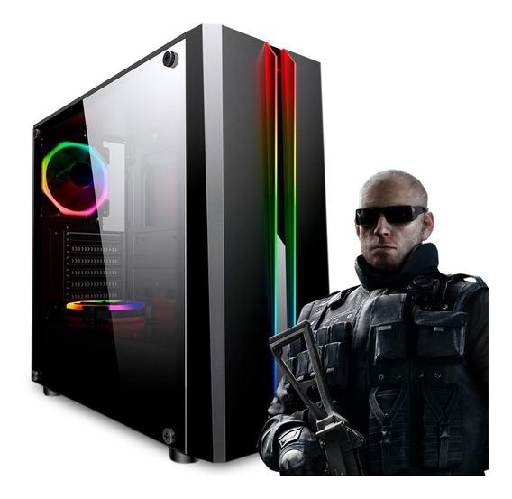 Pc Gamer Intel Core I3 8gb Geforce Gtx 2gb Hd 500gb