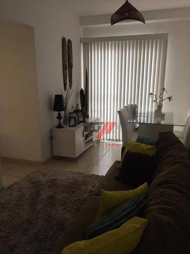 Imagem 1 de 16 de Apartamento Com 3 Dormitórios À Venda, 63 M² Por R$ 225.000,00 - Jardim Santa Clara - Taubaté/sp - Ap0490