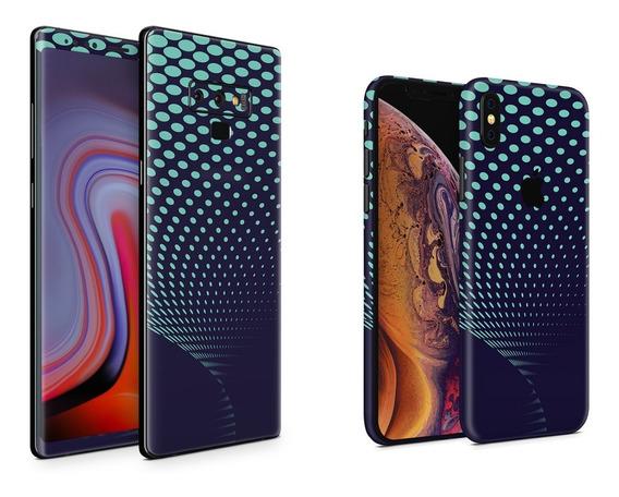 Skin Spiral Dots Apple Samsung Huawei Lg Sony Xiaomi Etc