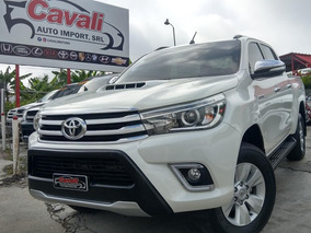 Toyota Hilux Limited Blanca 2018