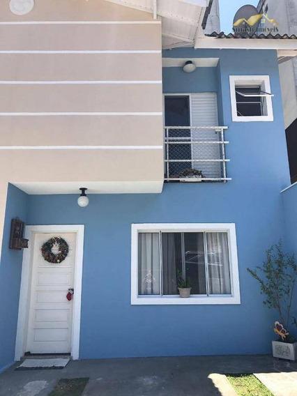 Casa Com 3 Dormitórios À Venda, 80 M² - Centro - Guarulhos/sp - Ca0005
