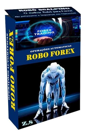 Robo De Forex Z8 De 20 A 30% De Lucros Ao Dia