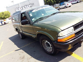 Chevrolet S-10 Pick-up Corta. Man 5 Vel. Mt 2001