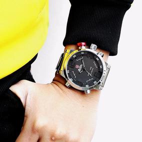 Relógio Pulso - Shark Sport - Original - Gulper - 50mm