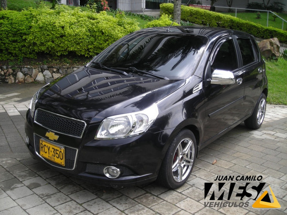 Chevrolet Aveo Emotion Gt 2011 Mecanico