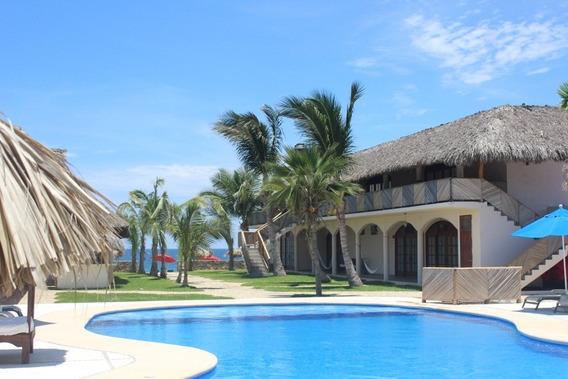 Hotel En Venta En Pie De La Cuesta, Acapulco Guerrero