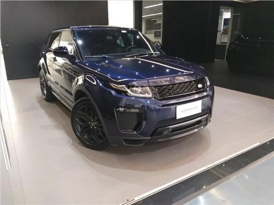 Land Rover Range Rover Evoque 2.0 Hse Dynamic 4wd 16v
