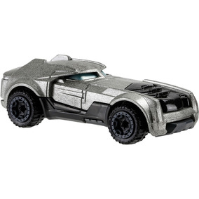 Carrinho Hot Wheels - Personagens Dc Comics - Armored Batman