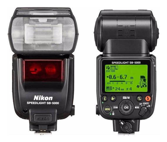 Flash Nikon Sb5000 Speedlight Ttl Sb-5000