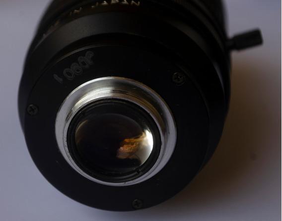 Rainbow Cctv Tv Zoom Lente H6x8-ii 8-48mm 1:1.0 E