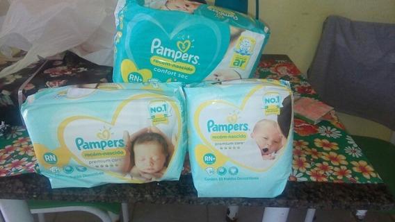 Pampers Premium Care Rn Descartável