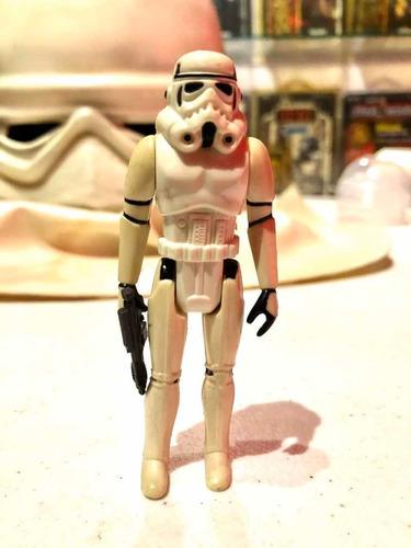 Star Wars Kenner Vintage 1978 Anh Stormtrooper Hk Caswal V8