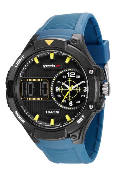 Relógio Masculino Anadigi Speedo 81149g0evnp1