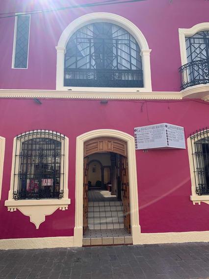 Se Renta Consultorio / Oficina En Zamora Centro