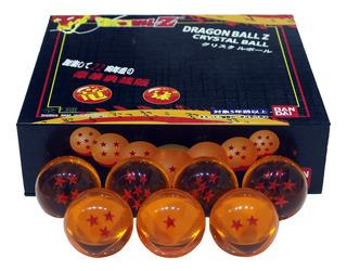 Las 7 Esferas Del Dragon 4 Cm Serie Bandai De Dragon Ball Z