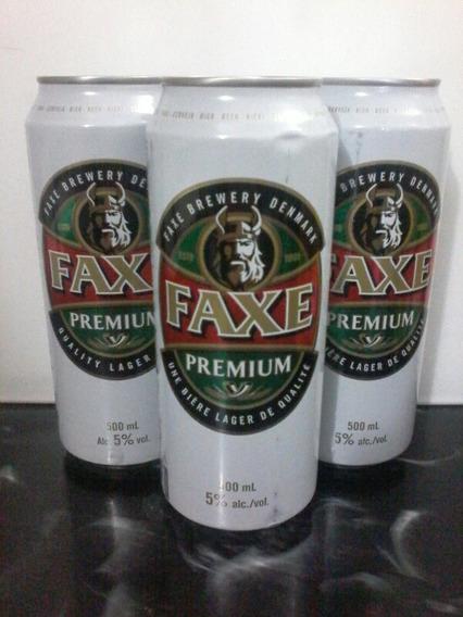 Cervezas Faxe 1l Importada Dinamarca,rer X Canch De Ferro